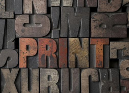 WHERE PAPER IS KING: TRADITIONAL PRINT BEATS DIGITAL IN ADVERTISING, INCLUDING PROMO LEAFLETS