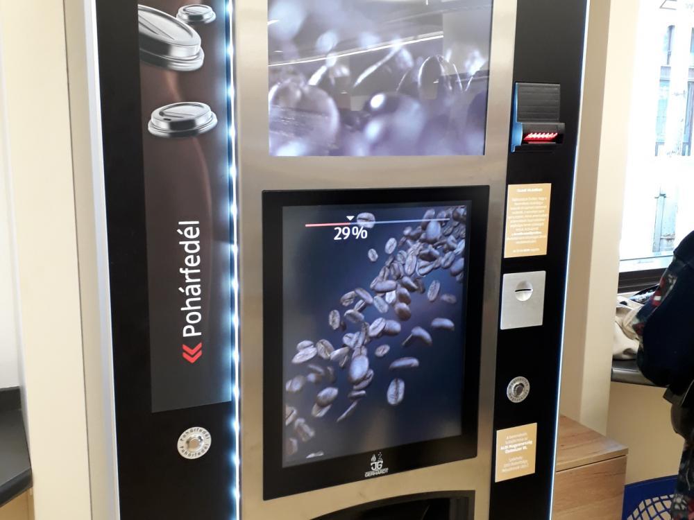 COFFEEBOX:kávéautomata az üzletekben | Facebook
